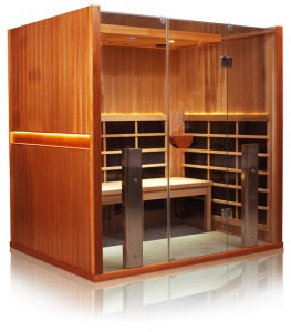 Clearlight Infrared Saunas Yoga Sauna
