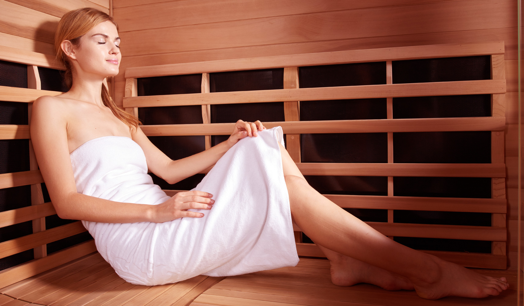 Premier 4 Person Far Infrared Sauna