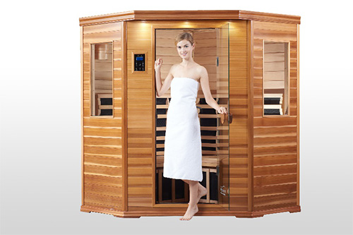 IS-2 infrared sauna from Clearlight