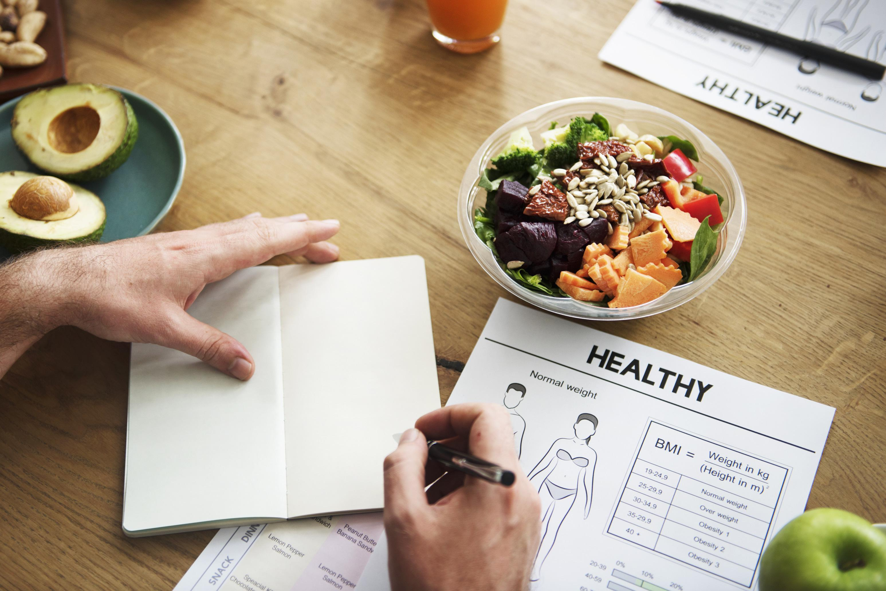 Creating a Healthy Detox Diet Plan